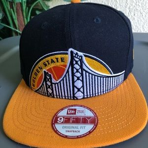 Golden state all star game SnapBack 2000